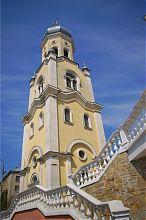 Колокольня тернопольской Успенской церкви