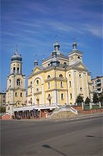 Комплекс тернопольской церкви Успения Пресвятой Богородицы