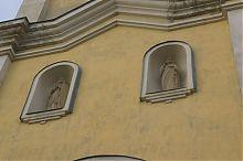 Святі покровителі храму Успіння Пресвятої Богородиці у Тернополі