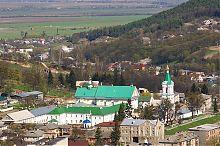 Комплекс Богоявленського монастиря Кременця