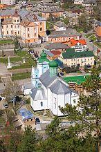 Кременецкий Николаевский собор бывшего францисканского монастыря