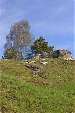 Замкова гора в Кременці
