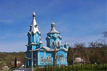 Південний фасад кременецької Воздвиженської церкви