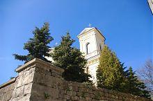 Северная башня костела святого Станислава Кременца