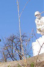 Памятник кременецкого Мемориала Славы