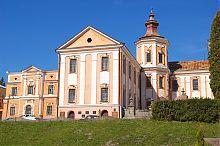 Южный учебный корпус Коллегиума в Кременце