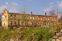 Дворец Потоцких в Золотопотоцкого замка