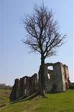 Северный узел защиты замка в Подзамочке