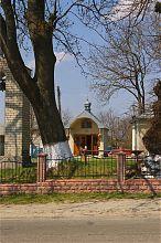 Часовня храма Рождества Богородицы в Подзамочке