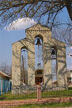 Колокольня храма Рождества Пресвятой Богородицы в Подзамочке