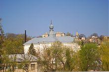 Бучачский костел Успения Пречистой Богородицы