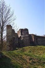 Південно-східний кут оборонного периметра фортеці в Бучачі