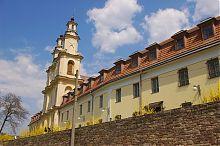 Южный корпус бучачского Василианского монастыря