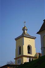 Колокольня Василианского монастыря Бучача
