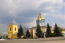 Комплекс теребовлянской Николаевской церкви