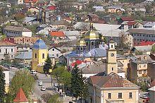 Церковь святого Николая в Теребовле