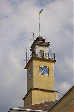 Вежа ратуші в Теребовлі
