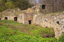 Западная бастия теребовлянского замка