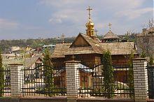Чортківська церква Успіння Богородиці