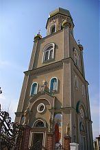 Дзвіниця чортківського Покровського храму