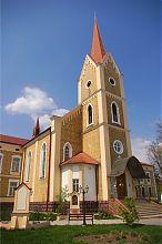 Колокольня бывшего монастыря сестер милосердия в Чорткове