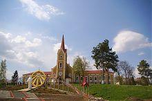Бывший чортковский монастырь сестер милосердия