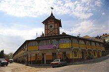 Старая ратуша Чорткова
