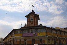 Торговые ряды старой чортковской ратуши