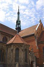 Бічна каплиця трансепта костелу святого Станіслава Чорткова