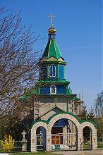 Церква на честь Казанської Божої Матері у Білокриниці