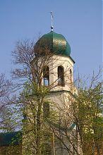Колокольня скалатского собора Всех Святых УПЦ