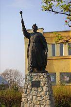 Скалатский памятник Богдану Хмельницкому