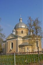 Скалатская церковь УГКЦ Преображения Господня
