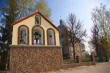 Колокольня Преображенской церкви (УГКЦ) Скалата