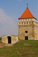 Северная башня Скалатского замка