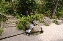 Малий хаос (каскад) алупкынського Воронцковського парку