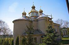 Конхи гусятинский Онуфриевской церкви