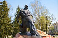 Гусятинский памятник Северину Наливайко