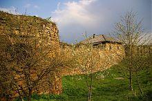 Западные въездные врата крепости в Микулинцах