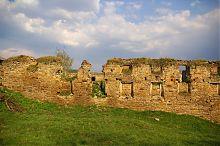 Западный корпус оборонного периметра Микулинецкого замка