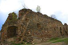 Северо-восточный угол Микулинецкой крепости