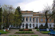 Палац Реїв в Микулинцях