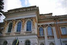 Ризалит Микулинецкого дворца