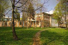 Західна галерея Микулинецького палацового комплексу
