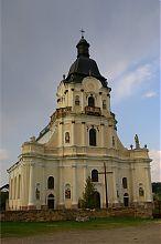 Троицкий костел в Микулинцах