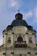 Башня храма Святой Троицы в Микулинцах