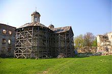 Западная часовня бережанского замкового костела Святой Троицы