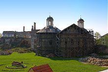 Троицкий бережанский замковый костел
