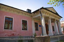 Главный фасад бережанского дома Шашкевича по Армянской 4