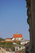 Бережанский монастырь бернардинцев